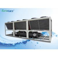 Cheap R22 Gas Industrial Air Cooling Air Cooled Water Chiller , Water Chilling Unit for sale