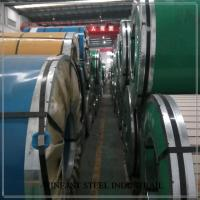 Buy cheap Grade 439M Cold Rolled Stainless Steel Sheet 1mm ASTM JIS EN Standard from wholesalers