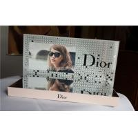 Buy cheap Table Top Dior Sunglasses Display Units Increasing Brand Value Eyewear Display Stand from wholesalers