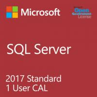 Buy cheap 1 User Client Access SQL Server Standard License 128 GB Max Memory Utilization from wholesalers