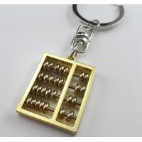 Cheap gold abacus keychain for personalized promotional items for sale
