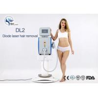 Cheap Laser Emitter Permanent Diode Laser Hair Removal Machine With 808nm Diode Laser System for sale