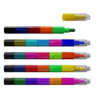 China Kids Twistable Colored Crayons Nontoxic Oil Wax Oil Pastel Easily Blending on sale
