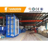 China Lightweight Wall Panel Forming Machine , Fireproof Sandwich Panel Production Line on sale