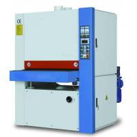 Buy cheap Precise Calibrating wide belt Sanding Machine for wood panel,1300mm max sanding from wholesalers