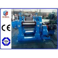 Cheap Long Service Life Rubber Processing Equipment 1200mm Roller Working Length for sale