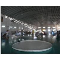 Cheap bubble tent transparent transparent wedding tent clear inflatable lawn tent inflatable for sale