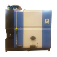 Buy cheap Fully automatic small wood fired steam boiler for textile industry from wholesalers