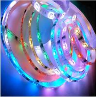 Cheap RGB Emitting Color and LED Light Source 5050 smd rgb led strip ws2811 for sale
