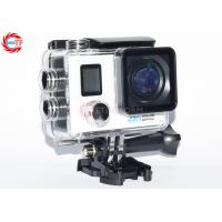 Cheap Allwinner V3 Wifi Action Camera Dual Screen for sale