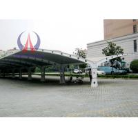 Cheap Lightweight Tensile Car Parking Structure For Bicycle Knock Down Type for sale