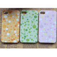 Cheap Apple iPhone Protective Cases Waterproof TPU iPhone 4S Back Case Cover for sale
