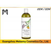 Almond Lavender Massage Oil TherapySensual Refreshing Full Body  For Skin Care