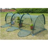 Cheap Modern Portable Garden Shade Netting , Pop Up Fruit Cage Grow Tunnel Customized Each in an oxford 12 KGS for sale