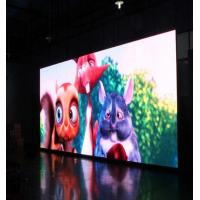 Cheap Full Color Outdoor Led Rental Display Screen SMD2525 500 * 500 MM for sale