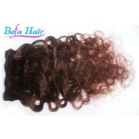Cheap Pure Body Wave Malaysian Clip In Curly Hair Extension Virgin Human Hair for sale