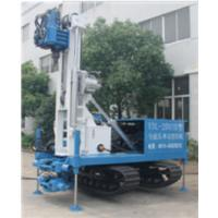 Cheap 25 Tons Borehole Drilling Machine Drilling Depth 300 Meters 150mm-400mm Drilling Diameter for sale