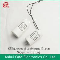 Cheap Water Pump Plastic Capacitor CBB60 for sale