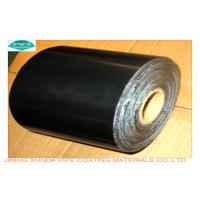 Cheap Yellow Color High Tack Polyethylene Anti Corrosion Tape For Carbon Pipes for sale