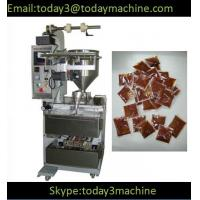 Cheap 3/4 Sealing, Back Sides Sealing High Quality Automatic Shampoo Liquid Packing Machine for sale