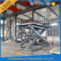 Cheap Stationary Scissor Lift Platforms Hydraulic Lifting Equipment 5T 1.5m for sale