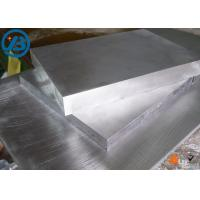 China Aluminium Magnesium Zinc Alloy Plate Board AZ31 Smooth Surface Alkali Against on sale