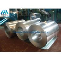Cheap Aluminum Zinc Alloy Steel Sheet Coil JIS ASTM Anti Corrosion For Construction for sale
