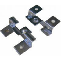 Cheap 50x35mm WPC Accessories , SS Fixing Clip For Composite Decking for sale