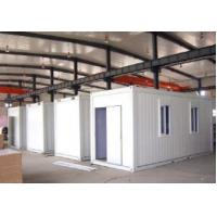 Cheap Movable Flat Pack Modular Prefab Shipping Container House for sale