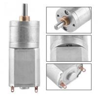 Cheap Mini High Torque High Speed DC Motor Electric Geared Reduction Motor Box for sale