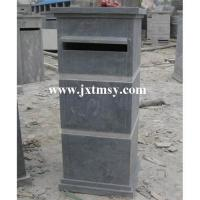 Cheap Limestone Mailbox / blue stone  Letterbox for sale
