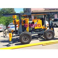 Cheap Core Drilling Rig XYT-200 drilling depth 280m max drilling diameter 380mm wholesale