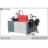 Cheap Busbar Processing Machine For Aluminum / Copper Punching Cutting Bending for sale