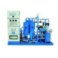 Cheap Booster Module Fuel Handling System In Power Plant , Heavy Fuel Oil System for sale