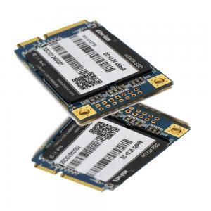 Buy cheap High Speed Custom Hard Drive mSATA SSD Portable 512GB FCC 50 * 30 * 3.6mm M1 from wholesalers