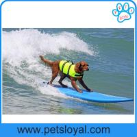 Cheap Pet Product Supply Cheap High Quality Colorful Dog Life Jacket China Factory for sale