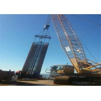 Buy cheap Construction Crawler lattice boom crane XGC100  With High Performance from wholesalers