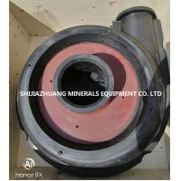 Cheap Inner Rubber Liners for Rubber Slurry Pumps Impellers Cover Plate Liners Frame Plate Liners for sale