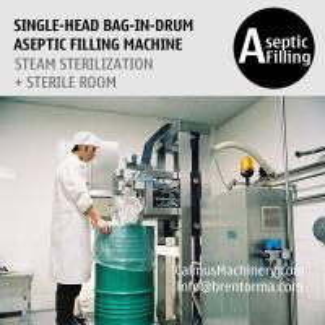 Cheap 200-220 Litre Bulk Bag Filler Bag in Drum Aseptic Filling Equipment for sale