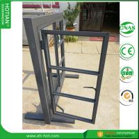 Cheap Factory direct price latest simple modern iron steel window with lowes prices wholesale