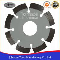 Cheap Customized Good Sharpness Diamond Stone Cutting Blades Key Slot Type for sale