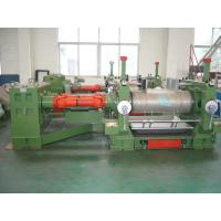 Cheap Convenient Two Roll Mixing Mill Machine With Gear Coupling Transmission wholesale