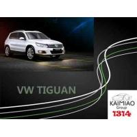 Quality VW TIGUAN Intelligent Electric Side Steps , Automatic Car Step Board Easy Installation wholesale