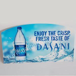Cheap Dasani PVC Ad Board for sale