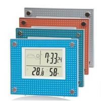 Cheap Colourful Weather station LCD clock HF-8101 for sale
