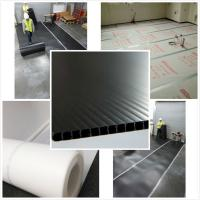 Cheap 50m 100m 2440x1220 2000x1000mm pp corrugated plastic floor protection sheet for sale