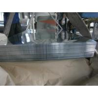 Cheap Big Spangle For Outer Walls Hot Dipped Galvanized Zinc Steel Sheet / Sheets for sale