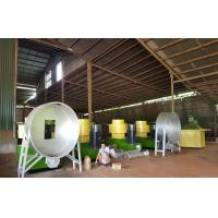 Buy cheap straw bales pellet line, complete pellet production line project with 1T/H~5T/H capacity from wholesalers