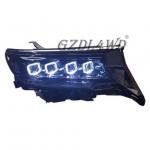 Cheap Offroad Pickup Buggati Style 4x4 Driving Lights / Angel Eye Headlights For Prado FJ150 LC150 for sale