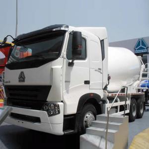 Cheap Sinotruck Concrete Mixing Equipment/ Cement Mixer Truck 10CBM 371HP 6X4 LHD for sale